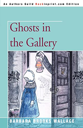 Ghosts in the Gallery: Barbara Brooks Wallace
