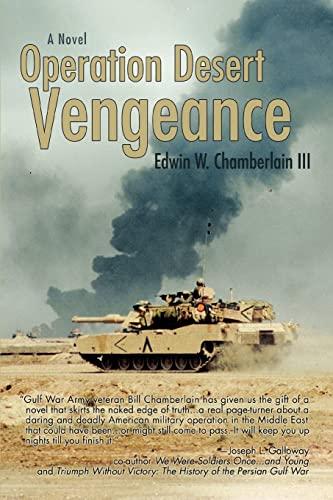 Operation Desert Vengeance: Chamberlain, Bill