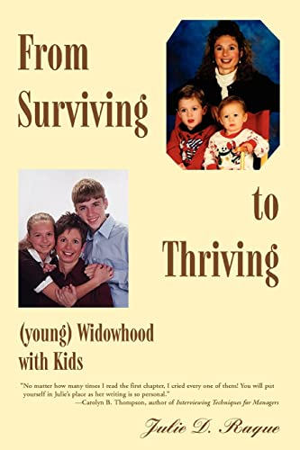 From Surviving to Thriving young Widowhood with Kids: Julie Raque