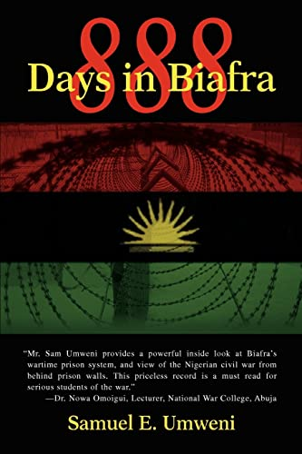 9780595425945: 888 Days in Biafra