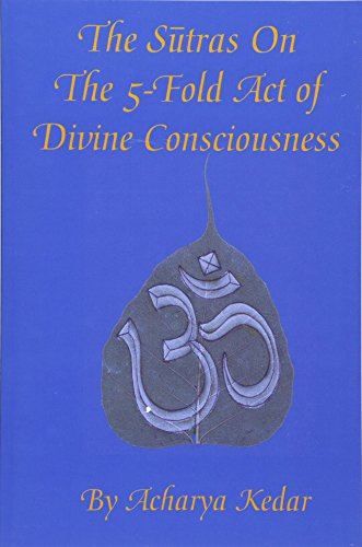 9780595428687: The Sutras On The 5-Fold Act of Divine Consciousness