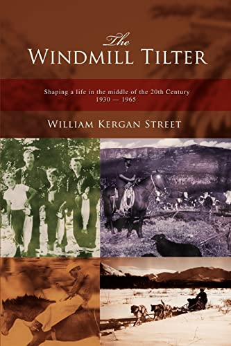 9780595430871: The Windmill Tilter: Shaping a Life in the Middle of 20th Century 1930-1965