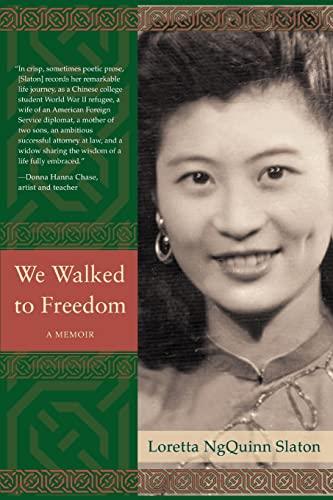 9780595433612: We Walked to Freedom: A Memoir