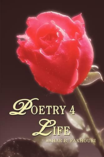 Poetry 4 Life: Sahar Fakhouri
