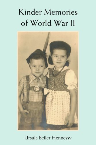 9780595441341: Kinder Memories of World War II
