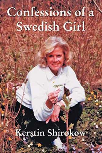 Confessions of a Swedish Girl: Kerstin Shirokow