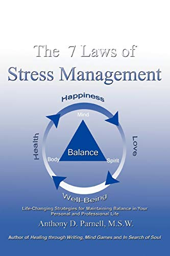 9780595456604: The 7 Laws of Stress Management: Life-Changing Strategies for Maintaining Balance in Your Personal and Professional Life