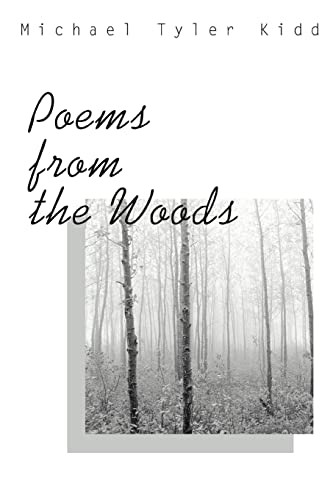 9780595461639: Poems from the Woods