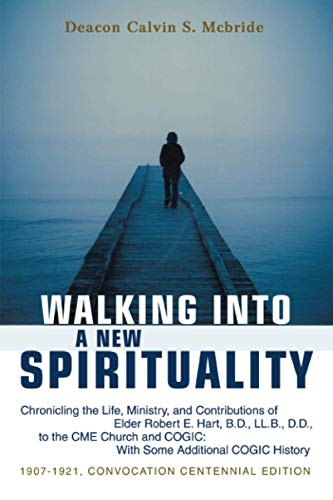 Walking Into a New Spirituality: Chronicling the: Calvin S McBride