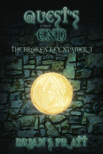 9780595469536: Quest's End: The Broken Key #3