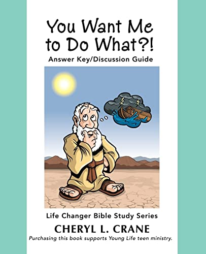 You Want Me to Do What Answer KeyDiscussion Guide: Cheryl Crane