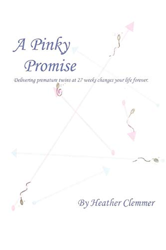 9780595474981: A Pinky Promise: Delivering premature twins at 27 weeks changes your life forever.