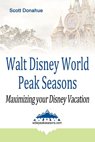 Walt Disney World Peak Seasons : Maximizing your Disney Vacation