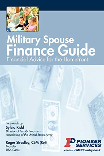 9780595477777: Military Spouse Finance Guide: Financial Advice for the Homefront