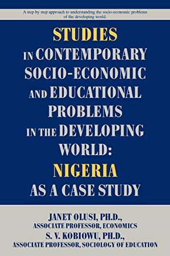 Studies in Contemporary Socio-Economic and Educational Problems: Solomon V Kobiowu