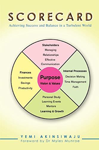 9780595478071: Scorecard: Achieving Success and Balance in a Turbulent World