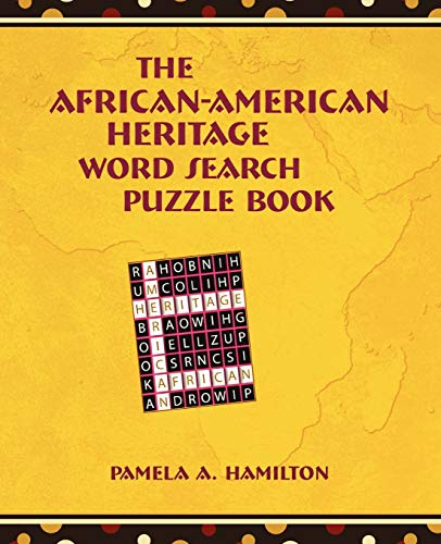 9780595483051: The African-American Heritage Word Search Puzzle Book