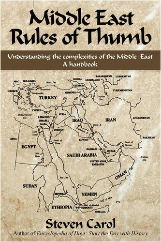 9780595487585: Middle East Rules of Thumb: Understanding the complexities of the Middle East