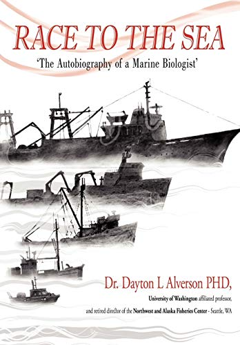 9780595487783: Race to the Sea: The Autobiography of a Marine Biologist
