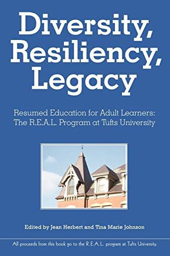 Diversity, Resiliency, and Legacy: The Lives of Adult Students at Tufts University: Jean Herbert