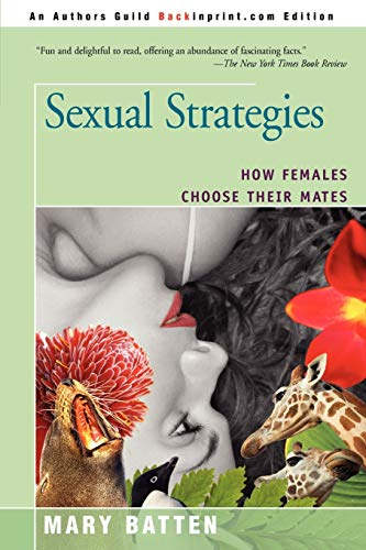 9780595510399: Sexual Strategies: How Females Choose Their Mates