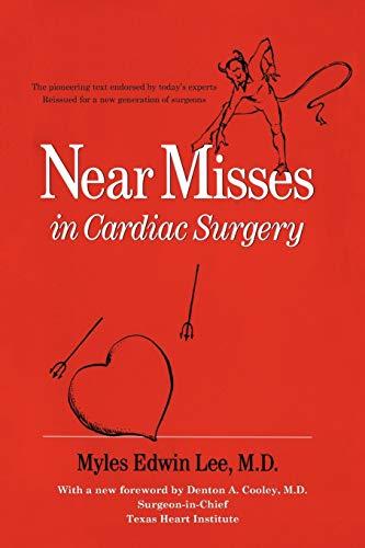 9780595528554: Near Misses in Cardiac Surgery