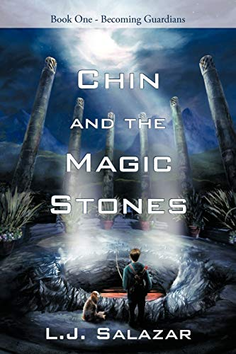 9780595531578: Chin and the Magic Stones: Book One - Becoming Guardians