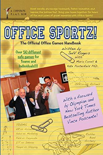9780595532599: Office Sportz: The Official Office Games Handbook