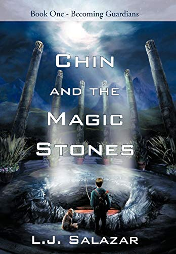 9780595636273: Chin and the Magic Stones: Book One - Becoming Guardians