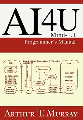 9780595654376: AI4U: Mind-1.1 Programmer's Manual