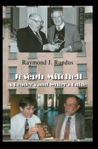 9780595658428: Joseph Mitchell: A Reader's and Writer's Guide