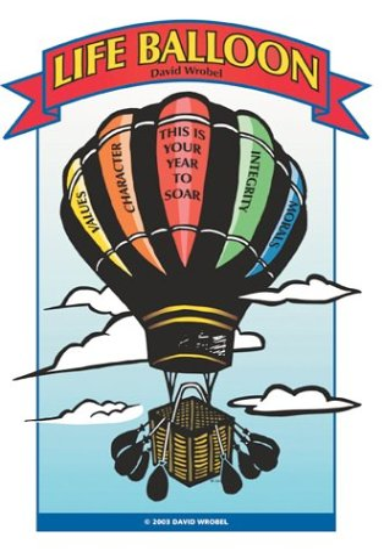 Life Balloon: David Wrobel