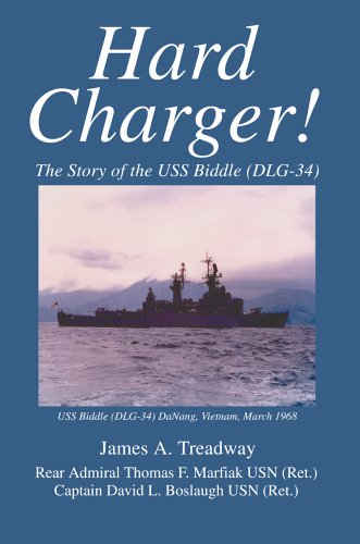 9780595673131: Hard Charger!: The Story of the USS Biddle (DLG-34)