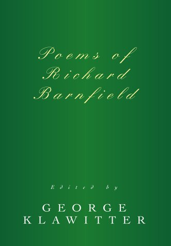 9780595674206: Poems of Richard Barnfield