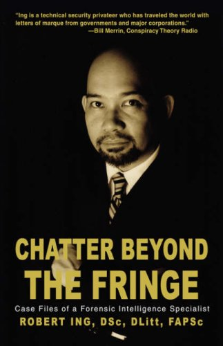 Chatter Beyond the Fringe: Robert Ing