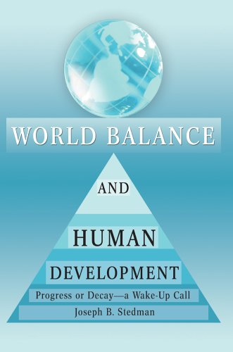 9780595825738: World Balance and Human Development: Progress or Decay--a Wake-Up Call