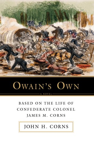 9780595871100: Owain's Own: Based on the Life of Confederate Colonel James M. Corns