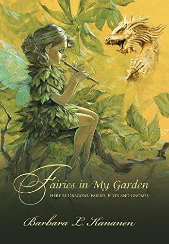 9780595910144: Fairies in My Garden