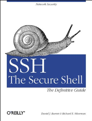 9780596000110: SSH, The Secure Shell: The Definitive Guide