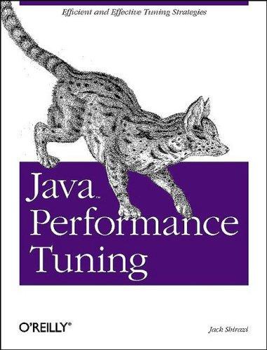 9780596000158: Java Performance Tuning (en anglais)