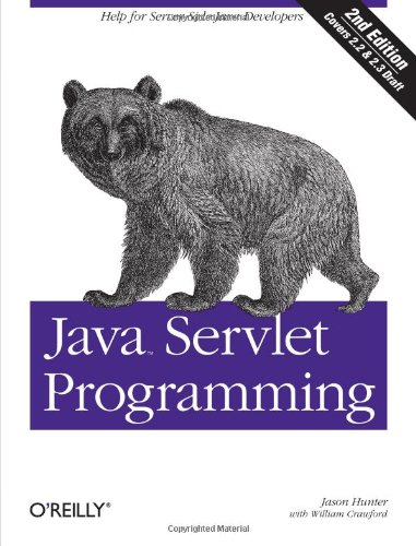 9780596000400: Java Servlet Programming: Help for Server Side Java Developers (Java Series)