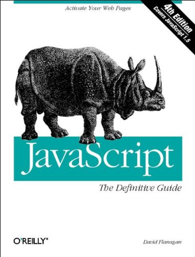 JavaScript: The Definitive Guide (0596000480) by Flanagan, David