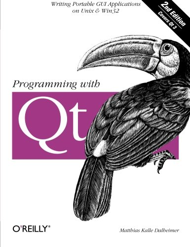 9780596000646: Programming with Qt: Writing Portable GUI applications on Unix and Win32
