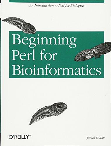 9780596000806: Beginning Perl for Bioinformatics