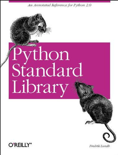 9780596000967: Python Standard Library (Nutshell handbook)