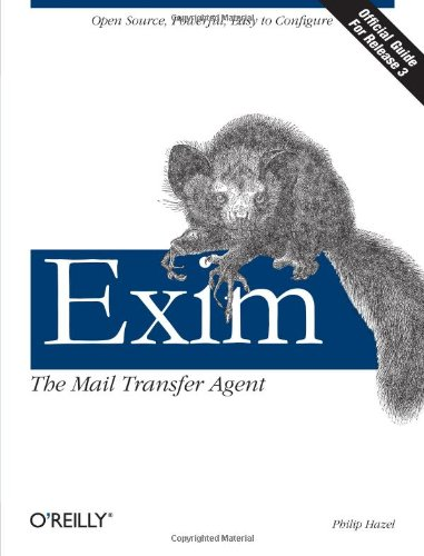 9780596000981: Exim: The Mail Transfer Agent: The Mail Transport Agent (Classique Franc)