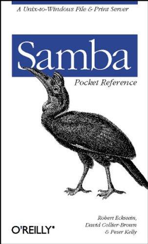 9780596000998: Samba Pocket Reference