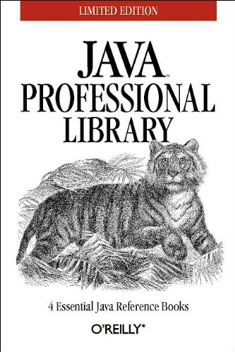 Limited Edition Java Library Set (4-Volume Set) (059600107X) by Crawford, William; Farley, Jim; Flanagan, David; Magnusson, Kris; O'Reilly