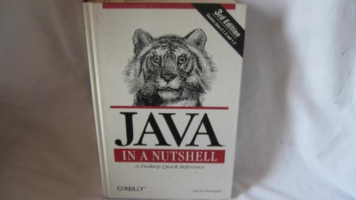 9780596001117: Java in a Nutshell: A Desktop Quick Reference
