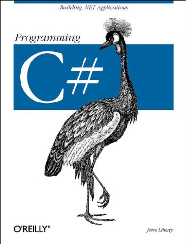9780596001179: Programming C#